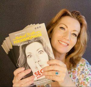 Susanne Mitchell author
